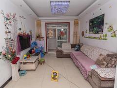 碧水兰庭 2室2厅1厨1卫 93.84m² 精致装修二手房效果图