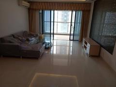 宏发领域 3室2厅111.6m²整租租房效果图