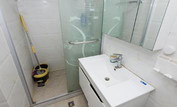 上海龍湖北城天街衛生間照片_龍湖北城天街 地鐵覆蓋簡約時尚溫馨舒適小家看房隨時