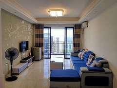 健康花城二期三期 3室2厅1厨1卫 92.0m² 整租租房效果图