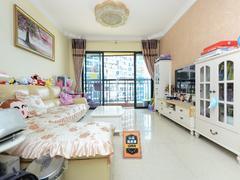 可园七期 3室2厅1厨1卫 80.61m² 满五唯一二手房效果图