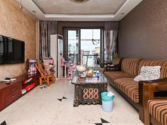 世茂江滨花园碧景湾 3室2厅1厨2卫 132.42m² 满五二手房效果图