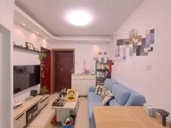 怡康家园 怡康家园 2室1厅37.48m²精装修二手房效果图