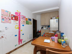 翠苑三区 3室1厅1厨1卫 66.39m² 精致装修二手房效果图