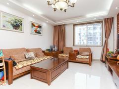 辰秀嘉园南区 2室2厅1厨1卫 91.26m² 满五年二手房效果图