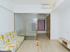 宏发嘉域 1室1厅1厨1卫 53.33m² 整租租房效果图