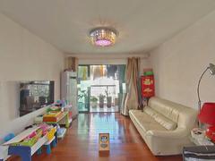 鸿翔花园 3室2厅101m²普通装修二手房效果图
