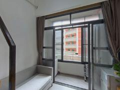 怡泰大厦 1室1厅37.14m²精装修二手房效果图