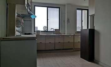 青岛中南公寓厨房照片_中南公寓 可办公 紧邻2号11号双地铁站 靠金领世家 啤酒城