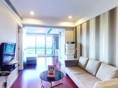 中信红树湾 湾区豪宅 花园社区 保养好 拎包入住 居家舒适租房效果图