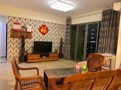 龙光城南区二期 4室2厅109.29m²整租租房效果图