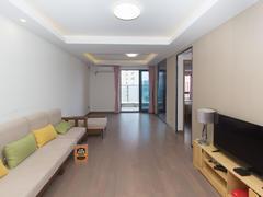 玖悦 2室2厅81.22m²精装修二手房效果图