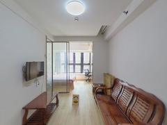 宏发嘉域 1室1厅1厨1卫 46.5m² 整租租房效果图