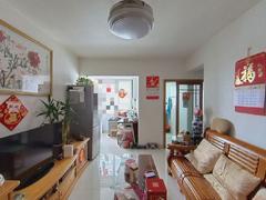 旭飞华达园一期 2室2厅,精装修,业主家人不够住,急需换大房二手房效果图