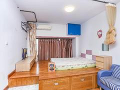 万象天成 1室0厅1厨1卫 42.0m² 整租租房效果图