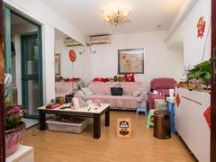 置地逸轩 1室1厅38.44m²整租租房效果图