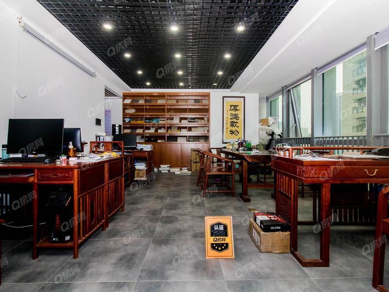 六和城 坪山写字楼公寓,70年产权户型方正双面采光民水民电