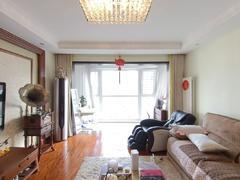 李沧万达广场公馆 3室2厅1厨2卫 137.1m² 精致装修二手房效果图
