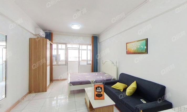 深圳绿景公寓照片_绿景公寓 一号线白石洲出口 单房招租 拎包入住