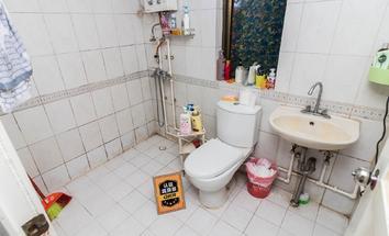 深圳天粹卫生间照片_天粹 深中+翠北小学未用 两房做三房