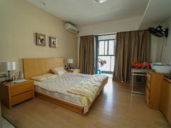 越秀可逸江畔 精装公寓,高层朝南,二手房效果图