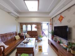 信义金御半山三期 4室2厅89m²精装修二手房效果图