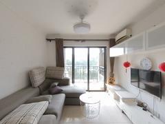 中海塞纳时光 2室2厅  业主诚心出租 看房方便租房效果图