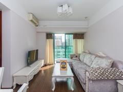 置地逸轩 2室2厅57.53m²整租 看房方便租房效果图
