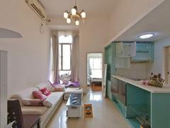 金色都汇 1室1厅45.14m²整租租房效果图