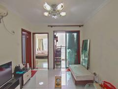 新银座华庭 2室2厅65m²整租租房效果图