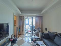 K2荔枝湾 2室2厅70.9m²精装修二手房效果图