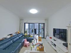 中海康城国际 业主诚心出售 精装修三房,看房方便二手房效果图