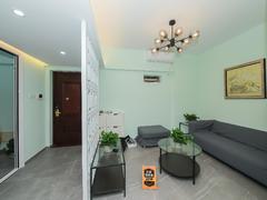 前海铂寓 精装三房租4250月,带家私电器 随时可以入住租房效果图