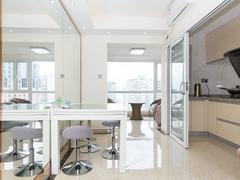 现代城华庭 装修好位置佳看房方便。租房效果图