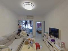 旭飞华达园一期 2室1厅57.8m²普通装修二手房效果图