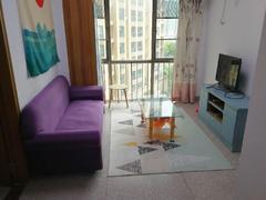 龙光城南区一期一组团 2室2厅1厨1卫 41.5m² 整租租房效果图