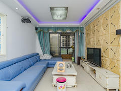 聚泰启程 3室2厅1厨1卫 88.0m² 整租租房效果图
