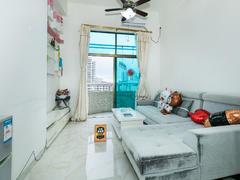 旭飞花园 1室1厅1厨1卫 45.0m² 整租租房效果图