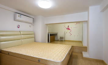 上海龍湖北城天街卧室照片_龍湖北城天街 地鐵覆蓋簡約時尚溫馨舒適小家看房隨時