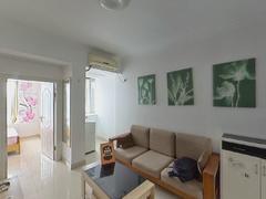 旭飞华达园一期 2室1厅满5年,纯住宅,沃尔玛楼上二手房效果图