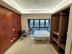 颐安都会中央2期  3室2厅89m²整租 精装修 家私家电 采光好租房效果图