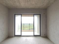 珠江御景山庄 3室2厅96.37m²毛坯二手房效果图