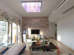 中海康城国际 中海康城国际,中海康城花园 3室2厅89.6m²二手房效果图