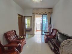 中珠上郡一期 小两房户型,户型方正,通风采光不错二手房效果图