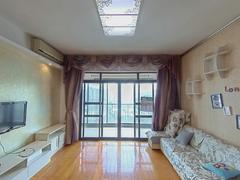 华发新城二期 3室2厅123m²整租租房效果图