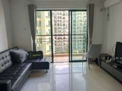 广博星海华庭 3室2厅1厨2卫95.13m²整租出租房效果图