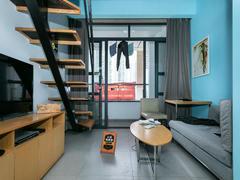怡泰大厦 复式 精装公寓 单价低 看房有钥匙二手房效果图