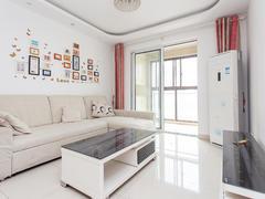 万业湖墅金典 2室2厅1厨1卫 81.0m² 普通装修二手房效果图