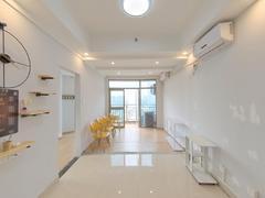 汇悦城公寓 1室1厅1厨1卫,中高楼层,采光好,格局宽敞租房效果图