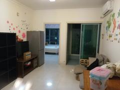 现代城华庭 1室1厅1厨1卫 53.43m² 整租租房效果图